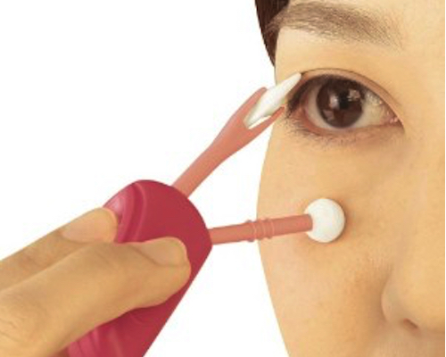Futae Compass Make-up Eyelid Brush