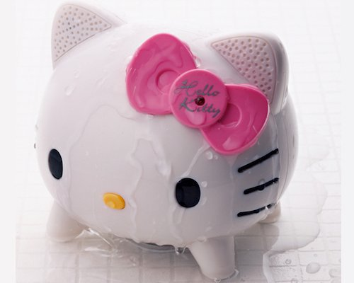 BuruTta Hello Kitty Vibration Speaker