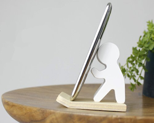Guard Man iPhone Holder
