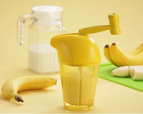 Okashina Bananenmilch Maker