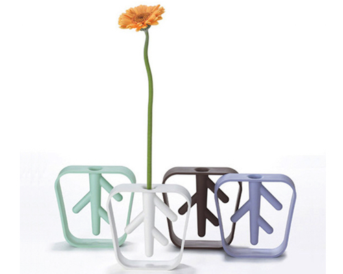 Nekko Single Flower Vase