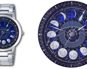 Astrodea 2009 Moon Age Watch from Citizen