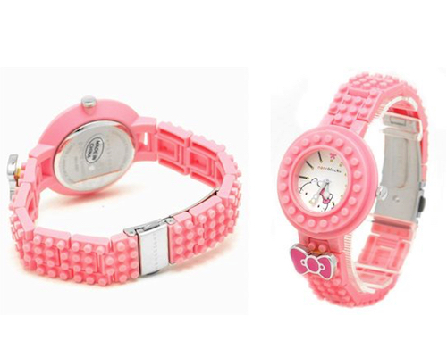 Nanoblock Hello Kitty Watch
