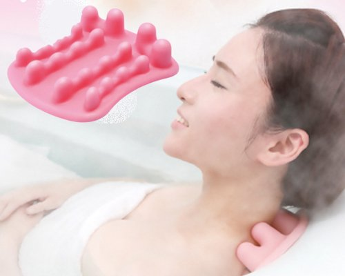 Shoulder Blade Shiatsu Bath Relaxer
