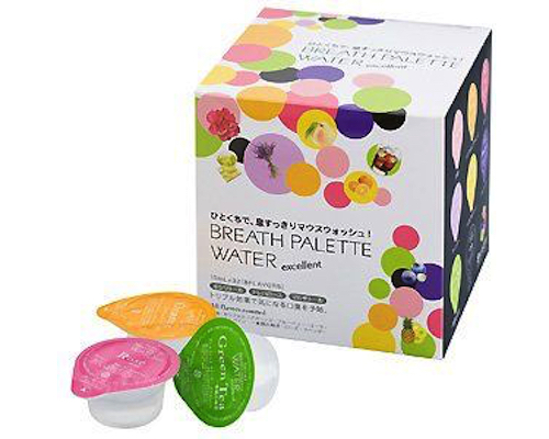 Breath Palette Water Excellent Pack