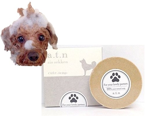 Solar Salt Soap for Dog