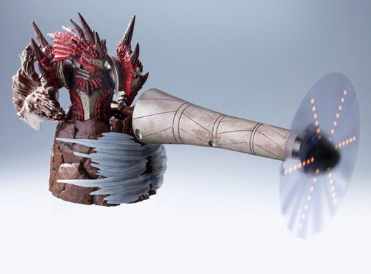 Monster Hunter USB Desk Fan