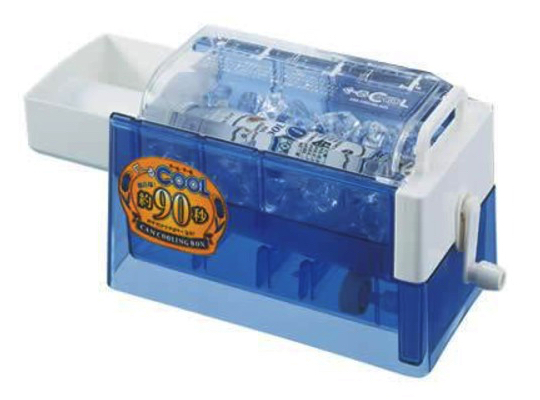 Can Cooling Box
