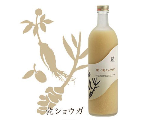 Koji Rice Malt Dried Ginger Drink 720ml