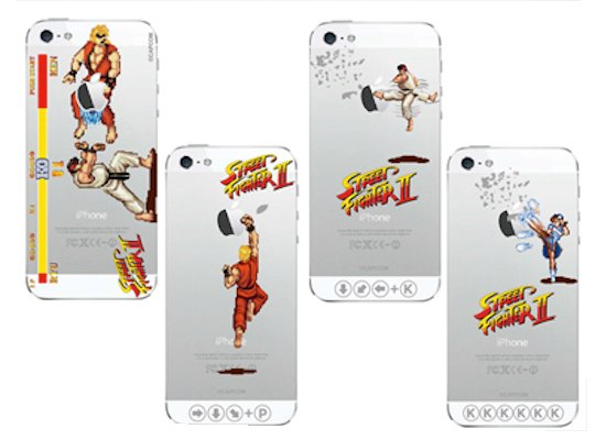 Street Fighter II iPhone 5 Case
