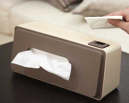 Wet Tissue Maker Wizumoa