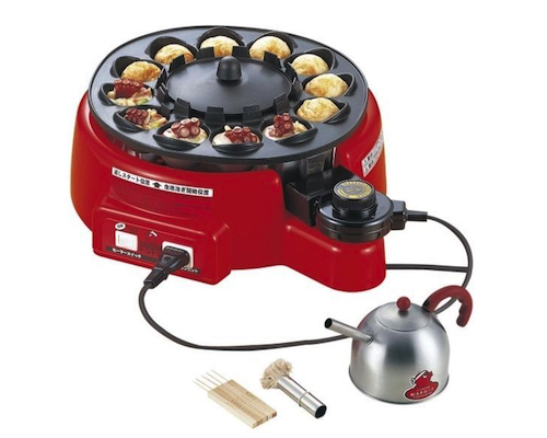 Takoyaki Maker Automatic Octopus Balls