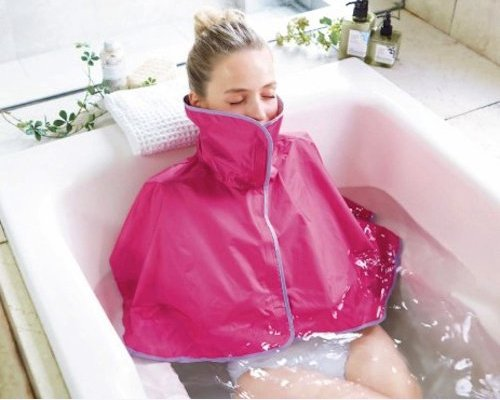 Steam Bath Sauna Esthe Poncho