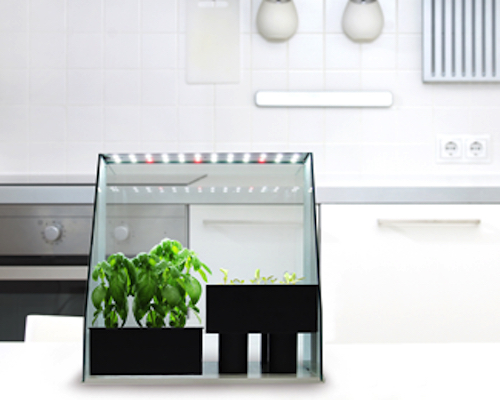 Aspility Piccola LED Hydroponic Grow Box