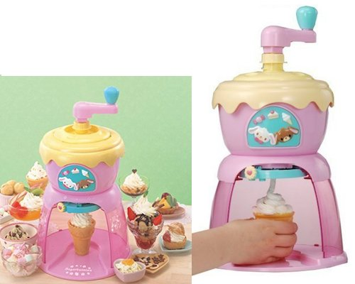 Sugar Bunnies Soft Eis Maschine