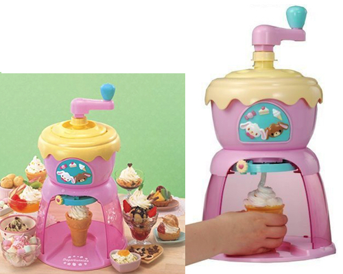 Sugar Bunnies Soft Cream Maker