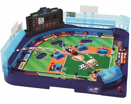 3D Ace Baseball Game