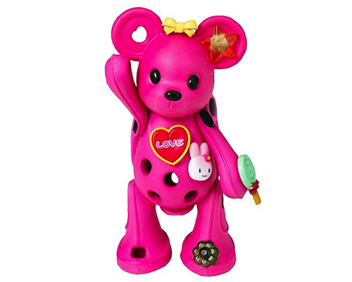 Decocchao Bear from Sega Toys
