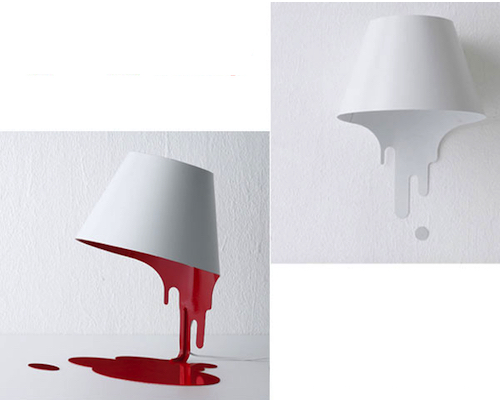 Liquid Lamp Designer Light