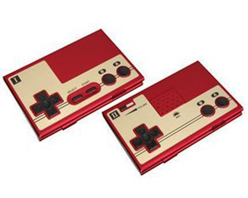 Famicom Business Card Holder