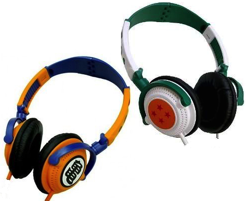Dragon Ball Headphones