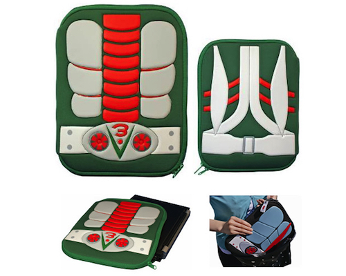 Kamen Rider Notebook PC Case