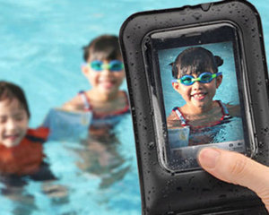 Sanwa Waterproof iPhone Case