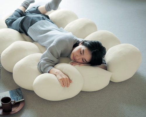 Addictively Fluffy Cloud Nap Mat