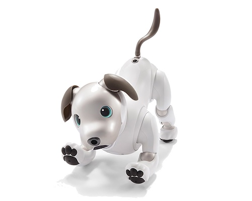 Sony aibo Robot Dog New ERS-1000 Model