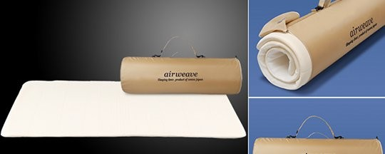 Airweave Portable Sleeping Mattress