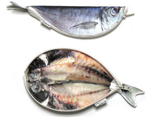 Ajina Tasty Fish Pencil Case