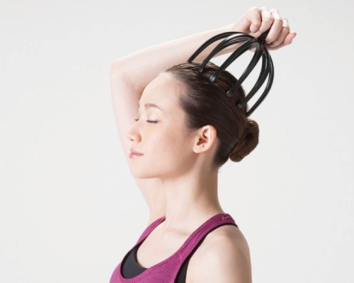 Akaishi Tsu-bo Head Massager