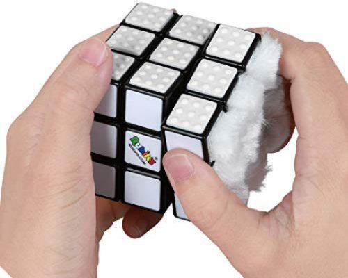 All-White Rubik's Cube