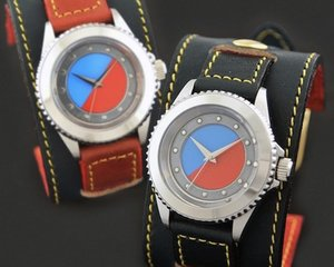 Android Kikaider haraKIRI Collaboration Wristwatch