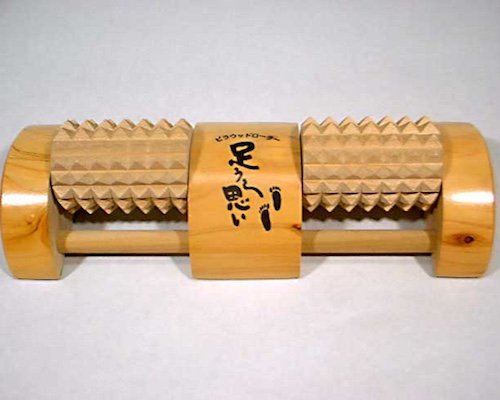 Ashiura Omoi Japanese Cypress Foot Massager