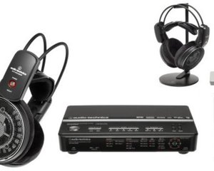 Audio-Technica ATH-DWL5000 Digital Wireless Headphone System