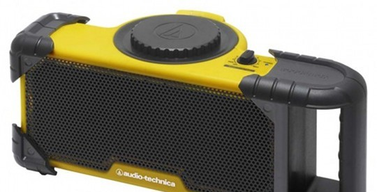 Audio-Technica AT-SPB30 Boogie Box Portable Speaker