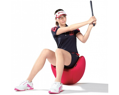Balance Chair Golf Core Swing Training Stool