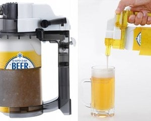 Beer Hour Cold Drink Server