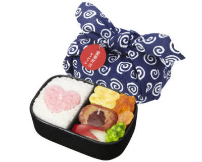 Bento Lunchbox Candle