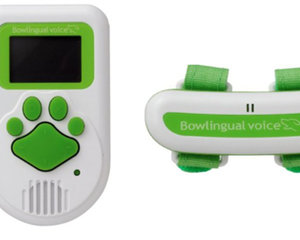 Bowlingual Dog Voice Translator