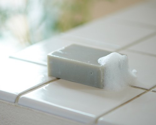 Bubbling Keisodo Diatomaceous Earth Natural Soap