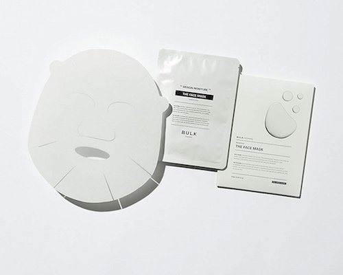 Bulk Homme The Face Mask