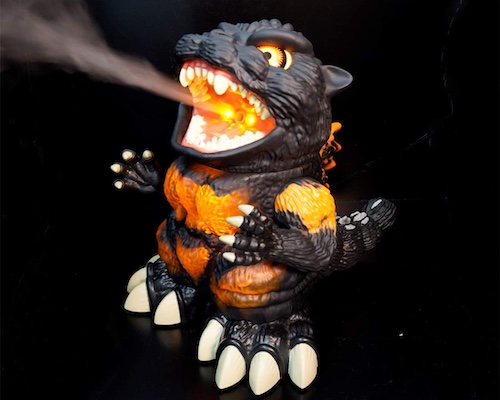 Burning Godzilla Humidifier