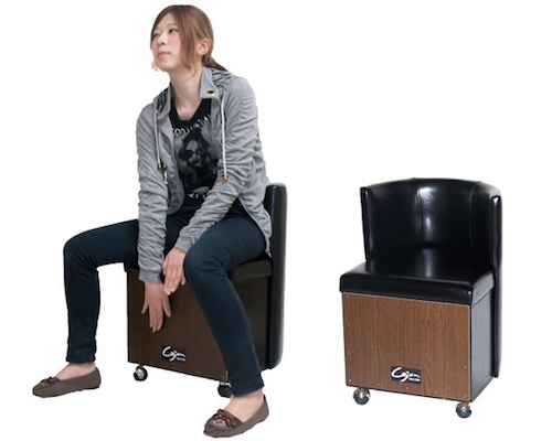 Cajon Chair