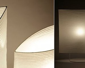 casca lamp by Metaphys