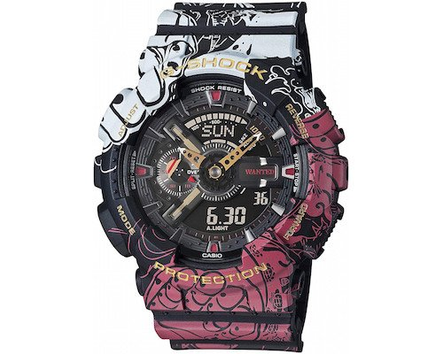 Casio Men's G-Shock One Piece Watch