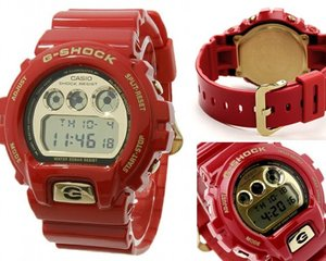 Casio G-Shock Rising Red DW-6930A-4JR Watch