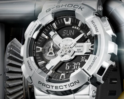 Casio G-Shock GM-110-1AJF Men's Watch