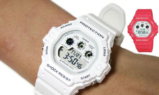 Casio G-Shock Mini GMN-591-7JR Armbanduhr